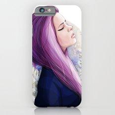 Pink hair Slim Case iPhone 6s