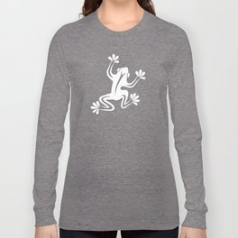 Tree Frog White Long Sleeve T-shirt