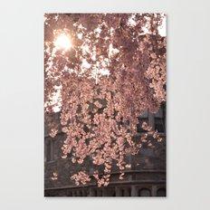 Little Branches Canvas Print