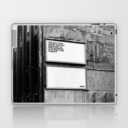 Billboard Fantasies #1 Laptop & iPad Skin
