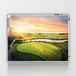 Golfing at the 'Gong Laptop & iPad Skin