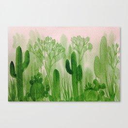 Memory Landscape 1 Canvas Print