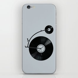 Ride Your Music! iPhone Skin