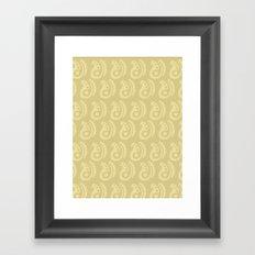 Tanned  Framed Art Print