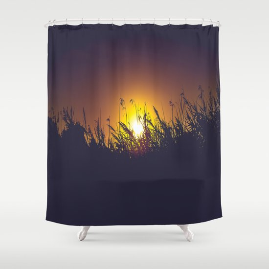 I Hope You're Not Lonely Without Me Shower Curtain