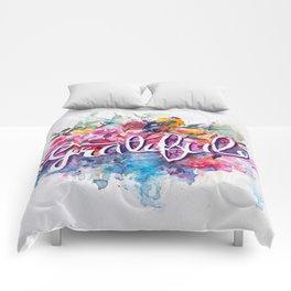 Grateful Comforters