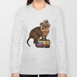 Traveller // quokka Long Sleeve T-shirt