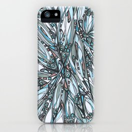 Cathedral Abstract Contemporary Art iPhone Case