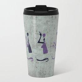 Forms of Prayer - White Travel Mug