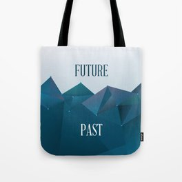 Past and Future Tote Bag