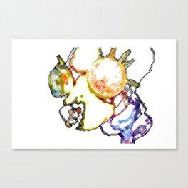 smidge 1 Canvas Print