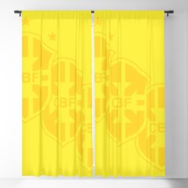 Brazil world cup soccer 1994 Blackout Curtain