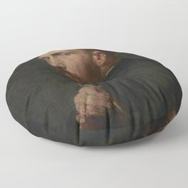 John Peter Russell - Vincent van Gogh Floor Pillow