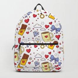 Chocolate SUSA Custom Backpack