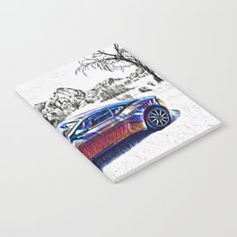 Travel In Style Notebook