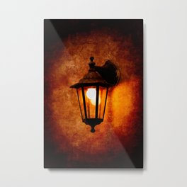 The Age Of Electricity Metal Print
