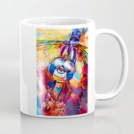 Dragonfly 5 Coffee Mug