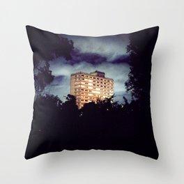 Flats Throw Pillow
