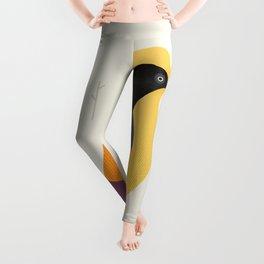 Helmeted Honeyeater Leggings