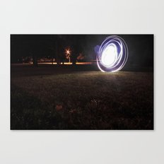 Vortex Canvas Print