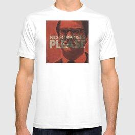No surprises please T-shirt