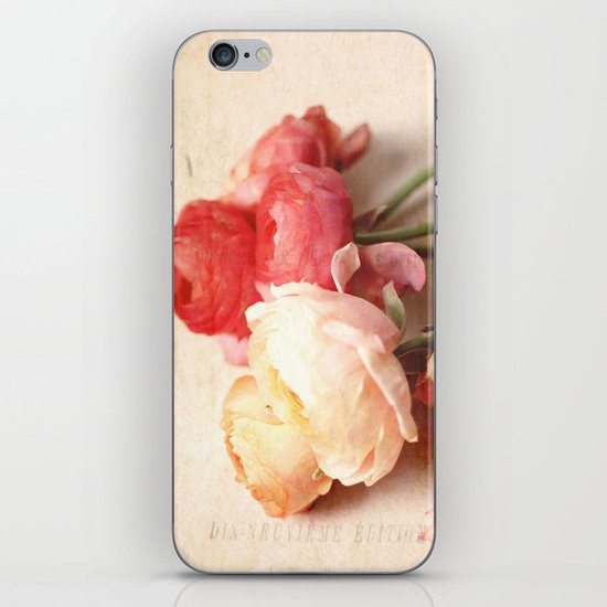 Romantic Heart iPhone Skin
