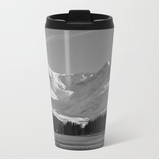 Alaskan Mts. ~ Mono II Metal Travel Mug