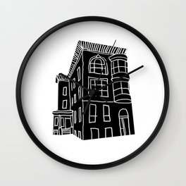 Cohoes Hotel Wall Clock