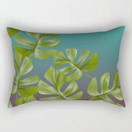 Monstera LEAFS Rectangular Pillow
