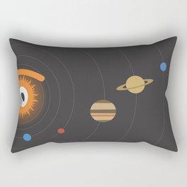 solar s.eye.stem Rectangular Pillow
