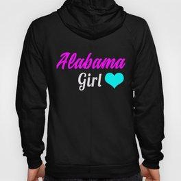 Cute Alabama Girl design Hoody