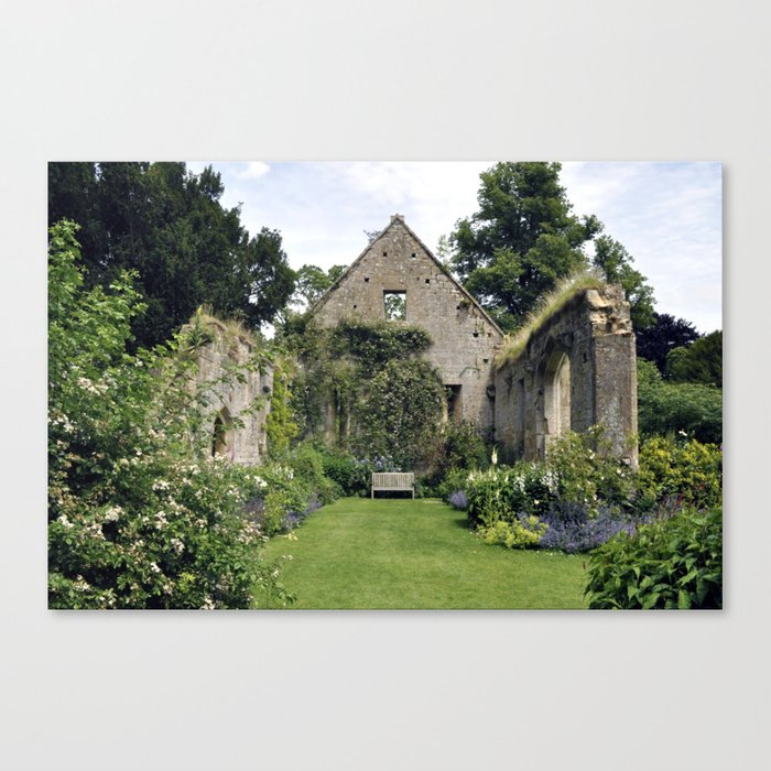 The Tithe Barn Canvas Print