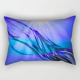 The Mysterious Deep Rectangular Pillow