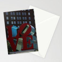 Philadelphia Love Stationery Cards