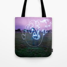 Bloopy W/JMR1 Tote Bag