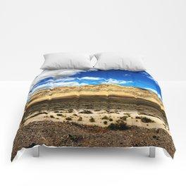 Death Valley Beauty Comforters