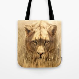 Lioness Tote Bag