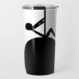 bola de demolición Travel Mug