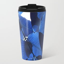 Close Up Leaves II Travel Mug