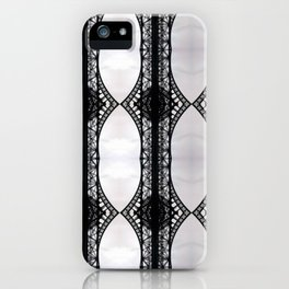 Eiffel Gothique  iPhone Case
