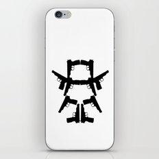 Pistol Robot iPhone & iPod Skin