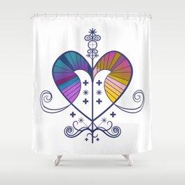 Voodoo Love Shower Curtain