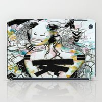 blueprint iPad Cases featuring BluePrint by PrincessM