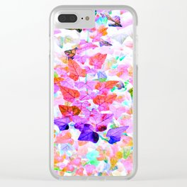 Cheer! Clear iPhone Case