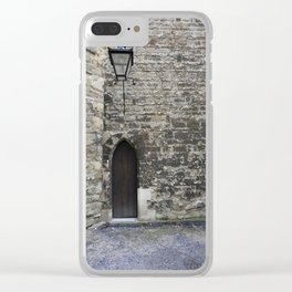 Doors Oxford 3 Clear iPhone Case