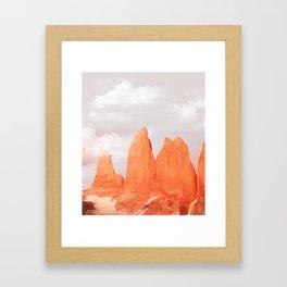 Rendevouz #society6 #decor #buyart Framed Art Print
