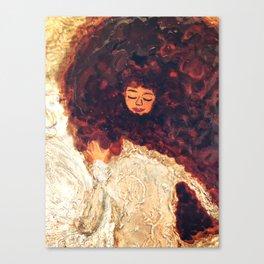 Tresses Canvas Print
