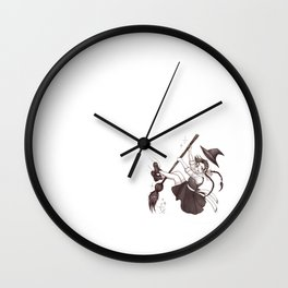 Mildred Hubble Wall Clock