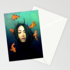 Oracle of Blue  Stationery Cards