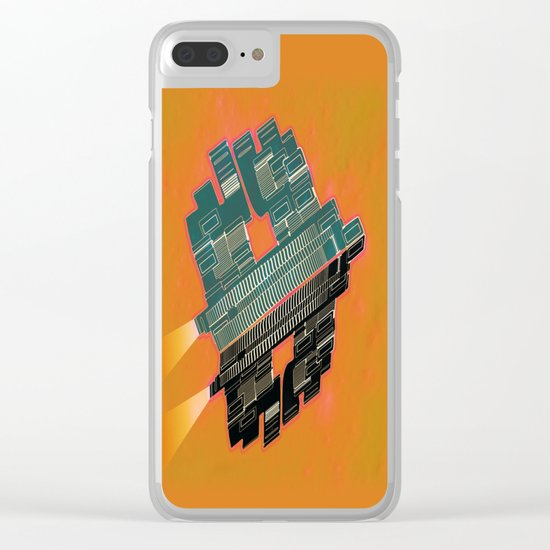 Voyage To the Sun / 11-09-16 Clear iPhone Case